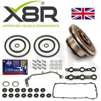 FOR BMW DOUBLE TWIN DUAL VANOS SEALS REPAIR SET KIT M52TU M54 M56 WITH GASKETS