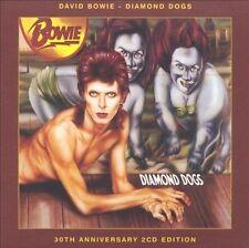 Diamond Dogs [30th Anniversary Edition] [Digipak] [Remaster] by David Bowie (CD,
