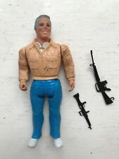 GALOOB THE A-TEAM MR. T 1983 HANNIBAL SMITH ACTION FIGURE + ACCESSORIES