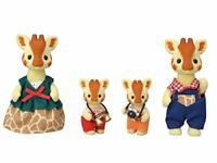 Sylvanian Families doll giraffe family FS-40