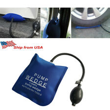 Air Pump Wedge inflatable Air Bag Car Door Emergency Entry Opening Unlock Tools