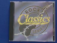 ROCK CLASSICS  K-TEL (CD,1988,CBS)  **  VERY GOOD++  **