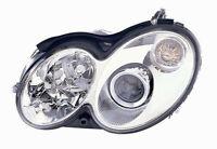 Projecteur Phare Avant dx pour Mercedes CLK 2002 Au 2009 Xénon