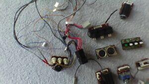 Kenwood TS 440 Various Parts