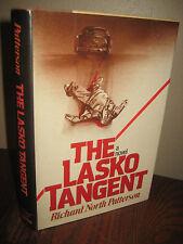 THE LASKO TANGENT Richard North Patterson THRILLER 1st Edition 3rd Printing RARE