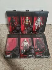 Star Wars Black Series Imperial Lot GameStop Toys R Us Exclusive Inferno Squad
