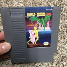 Castle of Dragon (Nintendo Entertainment System, 1990) NES Game Cart Tested