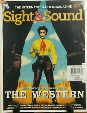 Sight & Sound May 2016 Ride Lonesome Dark Side Of The Western  FREE SHIPPING sb