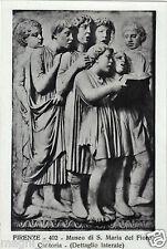 Italie - FIRENZE - Museo di S. Maria del Fiore - Cantoria - Dettaglio laterale