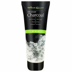 Biocare Gemblue Charcoal Mask 200 Ml
