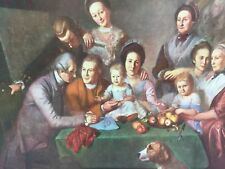 The Peale Family Vintage Print Charles Willson 25204