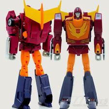 Transformation MP-28 Hot Rod Hot Rodimus MP MasterPiece KO Action Figure Robot