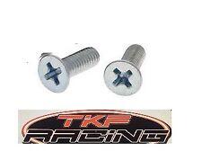 STAINLESS STEEL CLUTCH MASTER CYLINDER CAP SCREWS FITS KTM SX65 2002-2004