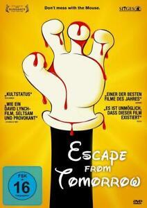 DVD nagelneu, Escape from Tomorrow, Katelynn Rodriguez, Jack Dalton, Randy Moore