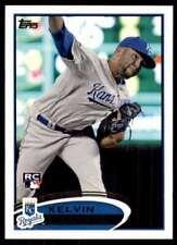 2012 Topps Baseball #211 Kelvin Herrera