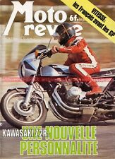 MOTO REVUE 2403 KAWASAKI Z1000 Z2 R Z 1000 Z2 R ; PUKIMOTOR 250 ; Bicross 1979