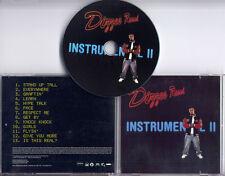 DIZZEE RASCAL Instrumental II 2004 UK 13-trk promo only publishing CD Showtime