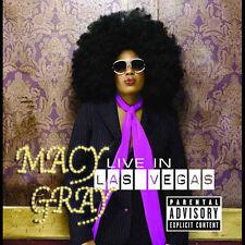 NEW MACY GRAY Live in Vegas I Try Sweet Baby LISTEN CD