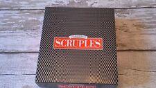 SCRUPLES MB GAMES -VINTAGE -1988 -A QUESTION OF SCRUPLES