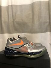 2011 Nike Zoom KD 4 IV Galaxy All Star Basketball Shoes Mens Size 9 3m
