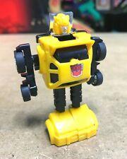 "Transformers G1 Cliffjumper Takara 1980-1984 3"" Figure Pre Rub Sign"