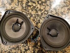 bose car speaker 1984-1996; Corvette C4; Front Rear Speakers;5