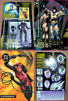 Legends of Batman - CATWOMAN *Claw and Capture Net* KENNER (1994) ACTION FIGURE