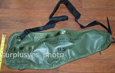 NOS M60 Military Carry Case Army USMC Marine Corps f Weapon Barrel Gun Gear P38