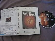 Earth vs. the spider de Scott Ziehl avec Dan Aykroyd, DVD, SF/Horreur