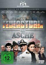 Feuersturm und Asche - Teil 1-12 uncut - Robert Mitchum - Fernsehjuwelen [8 DVD]