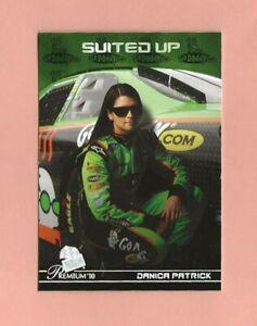 2010 Press Pass Premium Danica Patrick #99
