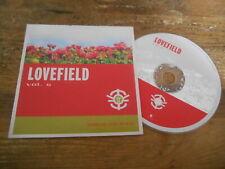 CD VA Lovefield Vol.5 (10 Song) Promo FREE FORM / NOVA cb
