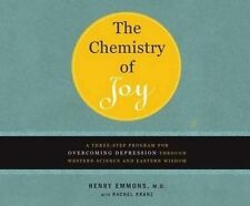 The Chemistry of Joy: A Three-Step Program for Overcoming Depress 97816 CD-AUDIO