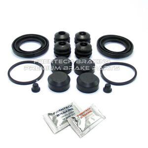 Citroen Relay (2002-2006) 2x Rear Brake Caliper Repair Kits Seals B46017P-2