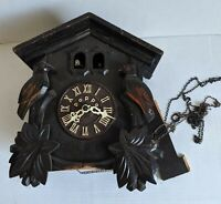 Vintage Poppo Cuckoo Clock Parts/Repair Only