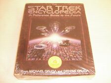 Star Trek Encyclopedia: Reference Guide to Future PC CD 1997 - NEW IN SEALED BOX