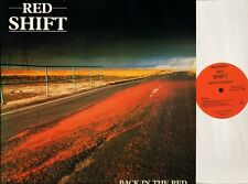 RED SHIFT back in the red BASH 41 A1/B1 1st press uk backshift 1987 LP PS EX/EX