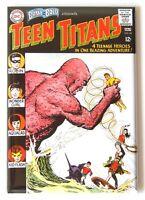 New Teen Titans #6 FRIDGE MAGNET comic book