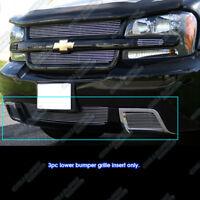 For 2006-2009 Chevy Trailblazer Ss Model Rear Bumper Grille Lower Filler Rh