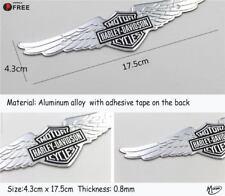 Harley Davidson Wings Motor Sticker Badge Metal Emblem Logo 17.5cm Best Gifts