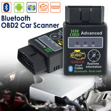 ELM327 OBD2 Bluetooth Scanner Android Car Auto Scan Diagnostic For Ford Vauxhall