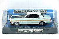 Scalextric C3986 Ford Falcon XW Diamond White: 1/32 Slot Car