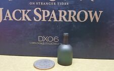 Genuine Disney Hot Toys DX06 POTC Captain Jack Sparrow 1:6 action figure Bottle