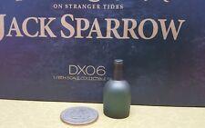 Genuine Disney Hot Toys DX06 POTC Captain Jack Sparrow 1:6 action figure Bottle