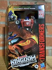 Hasbro Transformers War for Cybertron Autobot Road Rage Action Figure