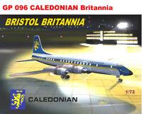 Mach 2 1/72 Bristol Britannia Caledonian # GP096