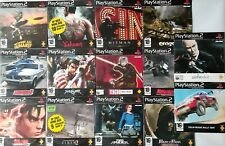 PS2 - Lot of 14 demo discs (PAL) PlayStation Forbidden Siren 2 Yakuza Tenchu