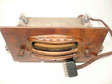 "vintage 1929 VICTOR * MODELS 32 / 34 / 52 / 75 - complete TUNER w/ TUBES ""AS-IS"""