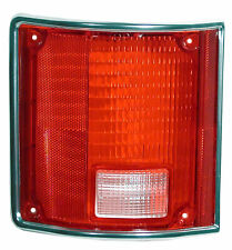 CHEVY GMC DRIVER SIDE TAIL LAMP LENS P/N 1055