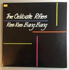 Celibate Rifles - Kiss Kiss Bang Bang LP - Used - EX Condition
